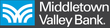 Middletown Valley Bank Logo