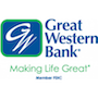 Great Western Bank Logo