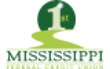 1st  Mississippi Federal Credit Union Logo