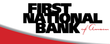First National Bank of Anson Logo