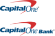 Capital One Bank (USA) Logo