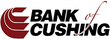 Bank of Cushing Logo