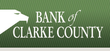 Bank of Clarke County Logo