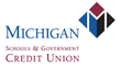 Michigan Schools and Government Credit Union Logo