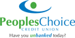 PeoplesChoice Credit Union Logo