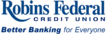 Robins Federal Credit Union Logo